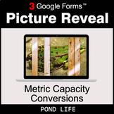 Metric Capacity Conversions - Google Forms Math Game | Dis