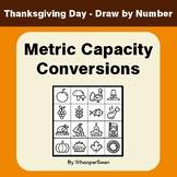 Thanksgiving Math: Metric Capacity Conversions - Math & Ar