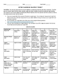 Metric Classroom Blueprint Project