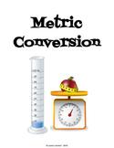 Metric Conversion Chart