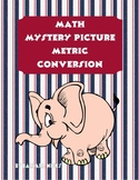 Metric Conversion Mystery Picture