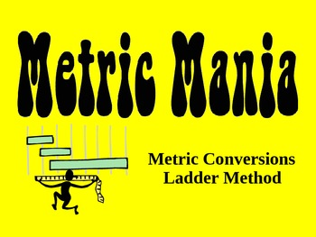 Metric Conversion - Power Point