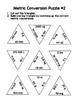 Metric Conversion Puzzles