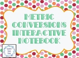 Metric Conversions Interactive Notebook