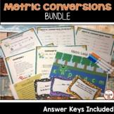 Metric Conversions Bundle