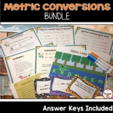 Metric Conversions Bundle