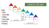 Metric Conversions Anchor Chart