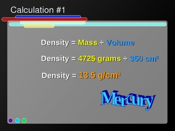 Metric Conversions & Density Calculations