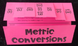 Metric Conversions (Foldable)