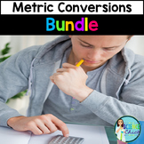Metric Conversions - Growing Bundle