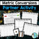 Metric Conversions Partner Activity