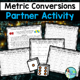 Metric Conversions Partner Activity