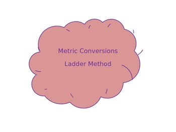 Metric Conversions Quiz