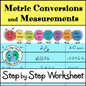 Metric Conversions and Measurements