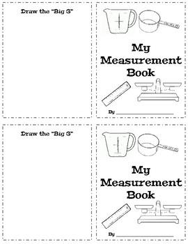 Metric & Customary Measurement Booklet