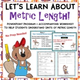Metric Length Color Wheel Classification Activity Common Core