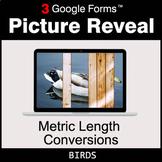 Metric Length Conversions - Google Forms Math Game | Dista