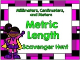 Metric Length Scavenger Hunt