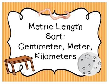 Metric Length Sort