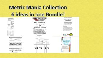 Metric Lessons Zipped Bundle