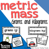 Metric Mass - Sorting Grams and Kilograms