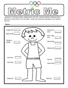 Metric Me by Jackie Higgins | Teachers Pay Teachers