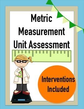 Metric Measurement Assessment