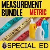 Metric Measurement Bundle for Special Education