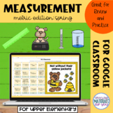 Metric Measurement Comparisons | Spring Mystery Picture