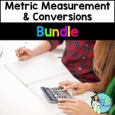 Metric Measurement & Conversions - Growing Bundle