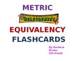 Metric Measurement Equivalency Flashcards