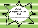 Metric Measurement - Estimating with Grams and Kilograms