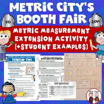 Metric Measurement Extension Activity