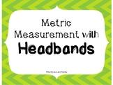 Metric Measurement Headbands Game
