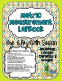 Metric Measurement Lapbook {Common Core Aligned}
