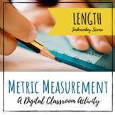 Metric Measurement Length Virtual Lab for Google | Scienti