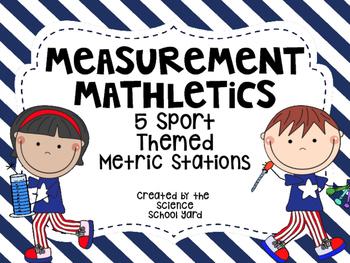 Metric Measurement MATHLETICS Stations