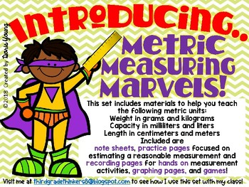 Metric Measurement Marvels: Measuring Weight, Length, Capacity