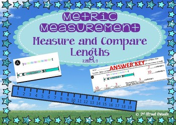 Metric Measurement: Measure and Compare Lengths - GO MATH! Chapter 9