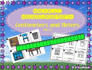 Metric Measurement: Measuring in Centimeters and Meters - GO MATH! Chapter 9
