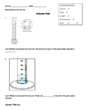 Metric Measurement Post Test