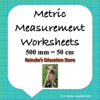 Metric Measurement Practice Worksheet