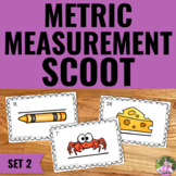 Metric Measurement Scoot Game - 2nd Edition