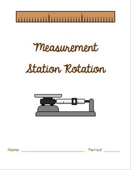 Metric Measurement Station Rotation Lab