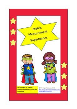 Metric Measurement Superheroes