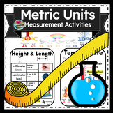 Metric Measurement System (Posters + Bonus  Worksheets) 27