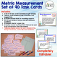 Metric System Task Cards | Printable and Digital Distance Learning