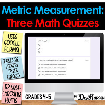 Metric Measurement: A Bundle of Activities