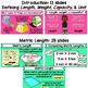 Metric Measurement: A Bundle of Activities