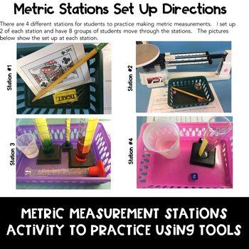 Metric Measurement Unit